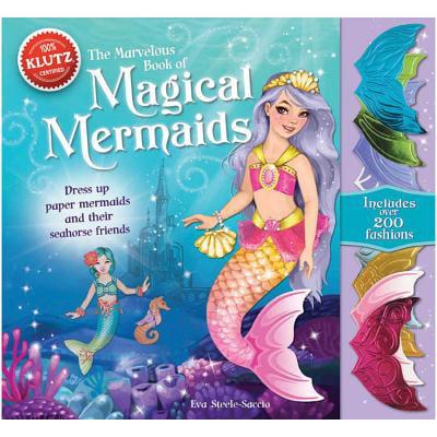 The Marvelous Book of Magical Mermaids (Paperback)](Mermaid Of The Sea)