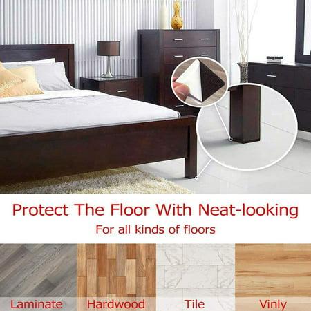 39 Pcs Non Slip Furniture Pads Anti