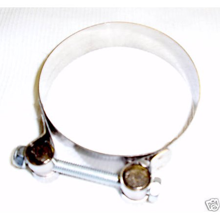 """2.5"""" T-BOLT clamp STAINLESS 3 inch charge pipe clamps"""