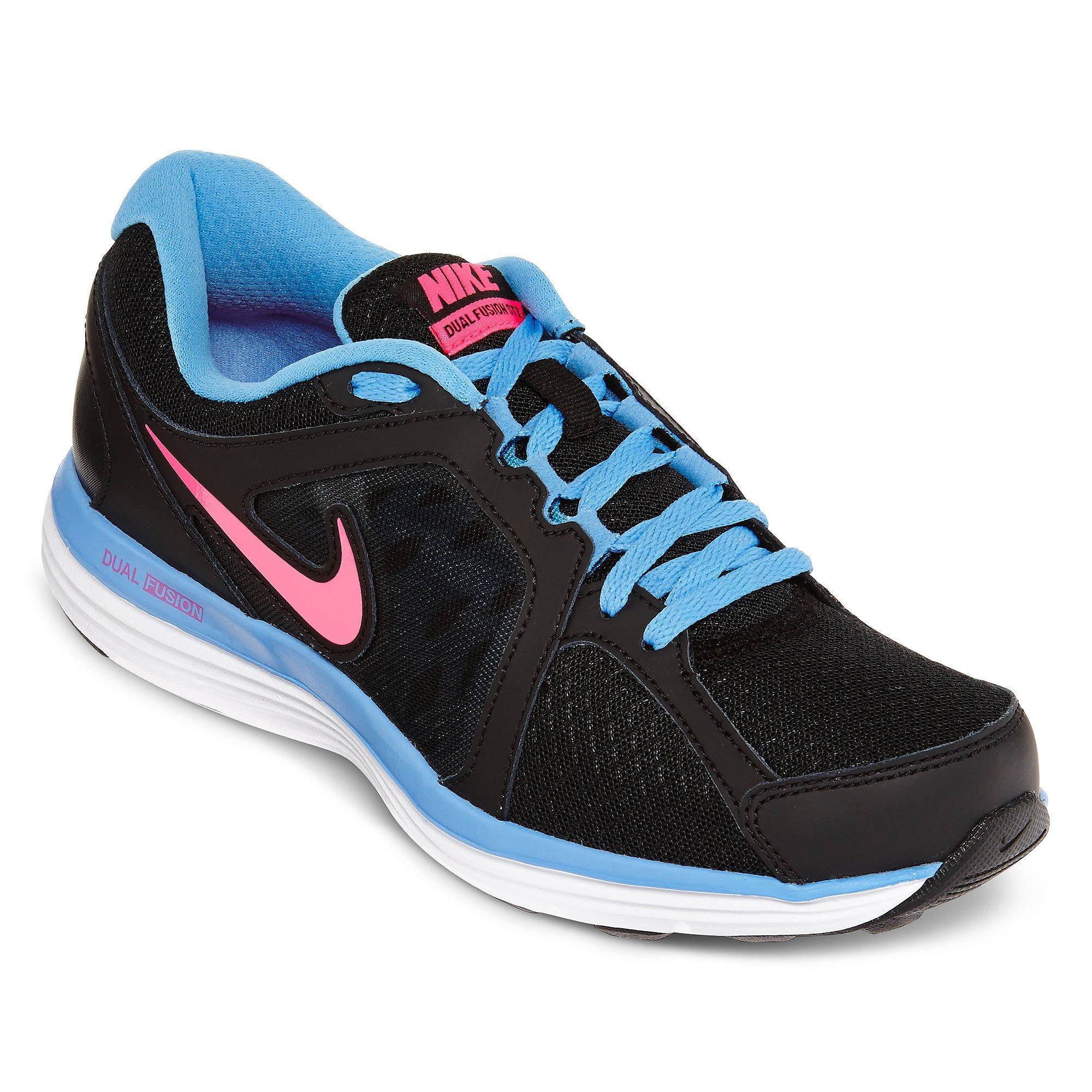 Clarins Womens Nike Dual Fusion ST 3 Trail Runner Shoes B...