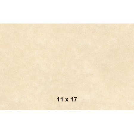 Text 30% Recycled Natural - 11 X 17 Stationery Parchment Recycled Paper 65lb. Cover Cardstock - 50 Sheets Per Pack (Natural), Imitation Stationary Paper looks like.., By Superfine Inc.