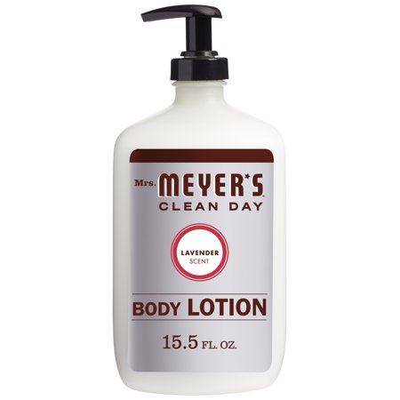 Mrs. Meyer's Clean Day Body Lotion, Lavender, 15.5 - Body Lotion Lavender