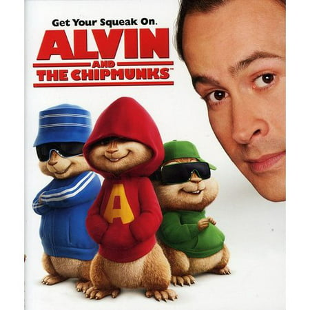Alvin And The Chipmunks (Blu-ray) (Widescreen)