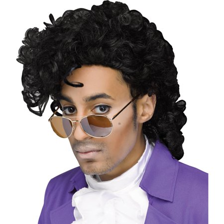 Pop Star Wig Adult Halloween Accessory - Pou Halloween