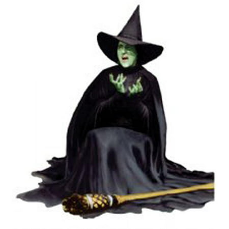 Wicked Witch Melting - Wizard of Oz Life-Size Cardboard Stand-Up
