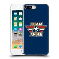 OFFICIAL WWE KURT ANGLE SOFT GEL CASE FOR APPLE IPHONE PHONES