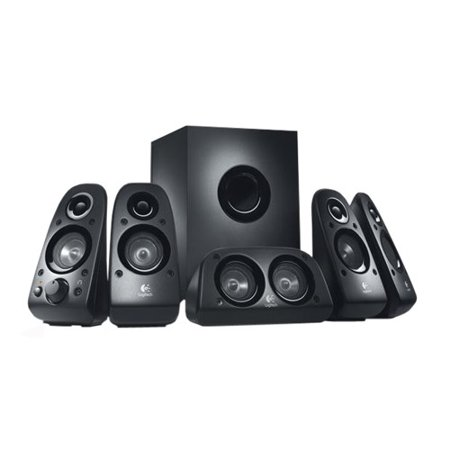 Logitech Surround Sound 5.1 Speakers Z506