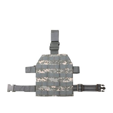 Rothco 10755 Army Digital Camo MOLLE Drop Leg Platform