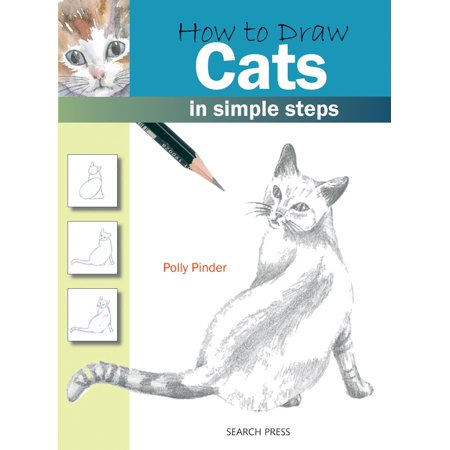Draw Hoe - How to Draw: Cats