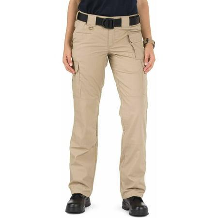 5.11 Tactical Women's Taclite Professional Pant, TDU Khaki 5.11 Tactical Emt Pants
