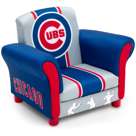 (Chicago Cubs Kids Upholstered Chair)