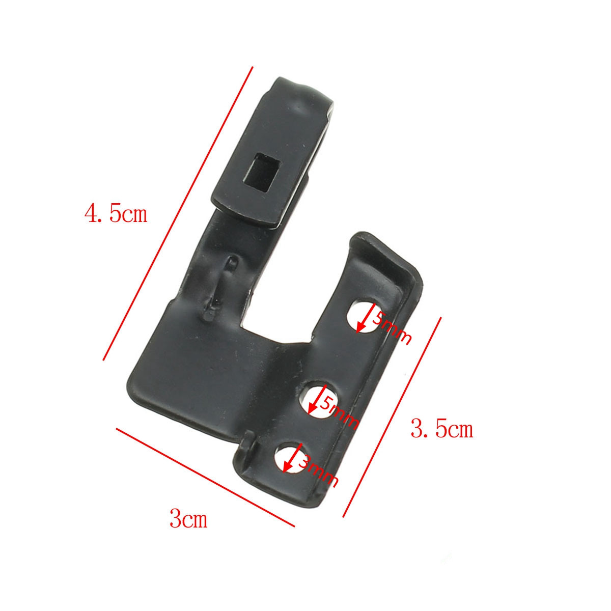 Universal Pair Car Front Windshield Wiper Blade Arm Adapter Mounting Kit OEM