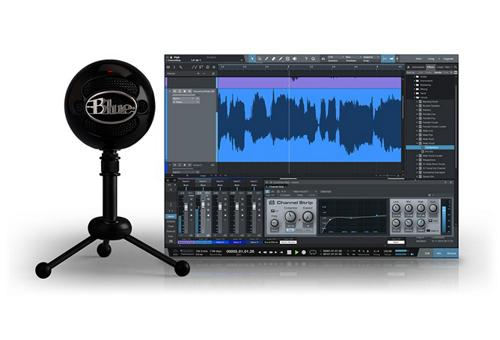 Blue Microphones Snowball Studio All-in-One Vocal Recording System by Blue Microphones