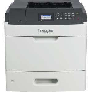 Lexmark MS710DN Laser Printer - Monochrome - 1200 x 2400 dpi Print -