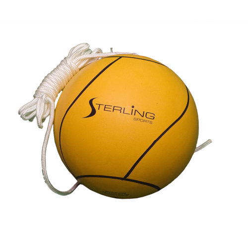 Sterling Sports Classic Yellow Tetherball