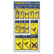 EAZYPOWER 88152-1 Chuck Key Display, 1/4 in, 1/2 in, 3/8 in