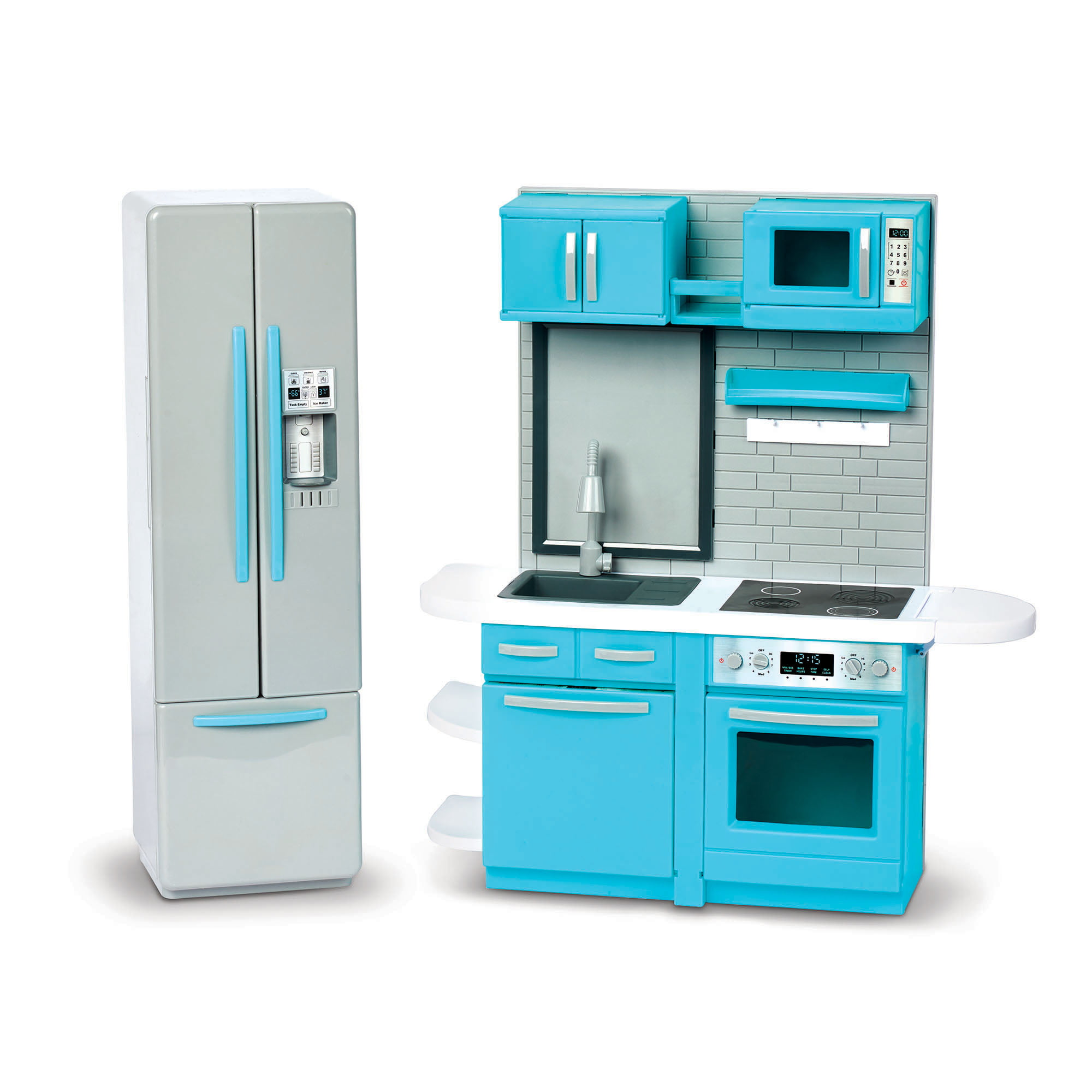"My Life As Kitchen Play Set for 12"" Doll, 12 Pieces - Walmart.com"