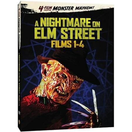 Halloween Horror Nights Nightmare On Elm Street (4 Film Favorites: Nightmare on Elm Street)