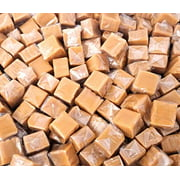 Kraft America's Classic Caramels Candy, Fresh and Chew Bite Size Caramel Cubes, Individually Wrapped Bulk 2 Pounds Bag