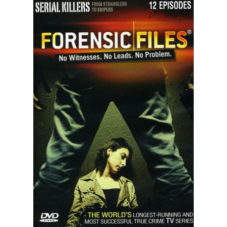 Forensic Files: Serial Killers (DVD) - Good Serial Killer Films
