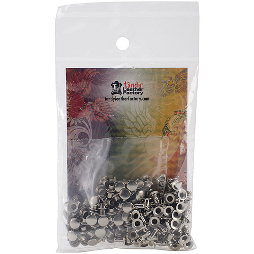 "Rapid Rivets, .1875"", 100-Pack, Nickel-Plated"