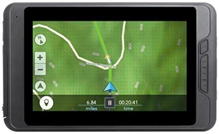 Magellan Explorist Trx7 Off-Road Gps Navigator For Power Sports Vehicles by Magellan