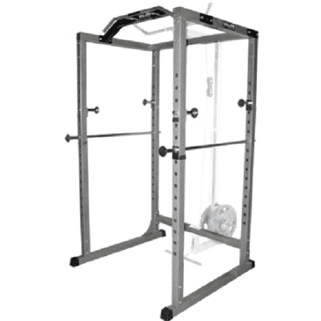 Valor Bd 11 Hard Power Rack W Adjustable Weight Bar