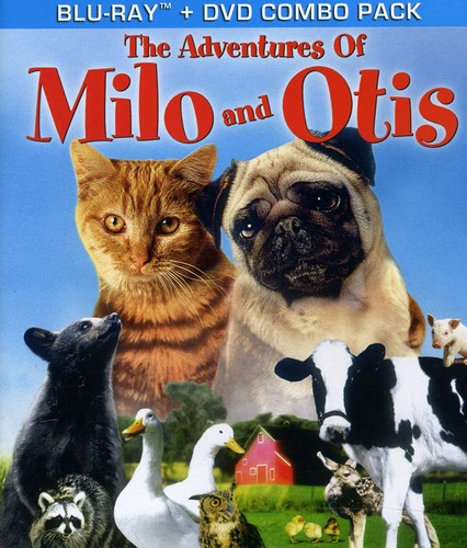 Adventures of Milo & Otis - The Adventures of Milo and Otis [Blu-ray] [BLU-RAY]
