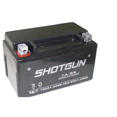 Shotgun 7A-BS-SHOTGUN-003 2012 - 2006 Aprilia SXV 550 Motorcycle Battery