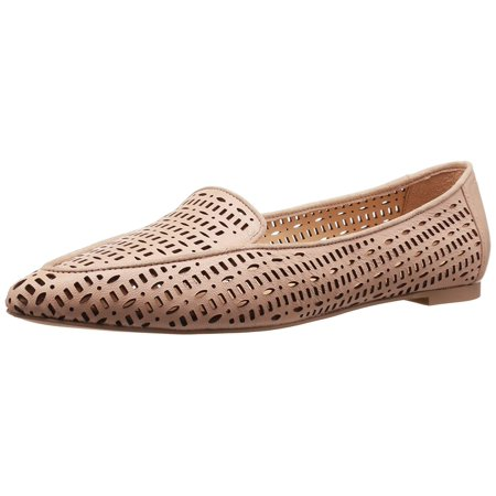 cb3dc30819c Franco Sarto - Franco Sarto Womens Soho Leather Pointed Toe Slide Flats -  Walmart.com