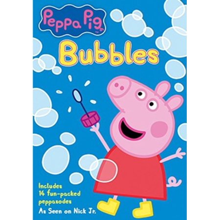 Peppa Pig: Bubbles (DVD) - Peppa Pig Halloween Full Movie