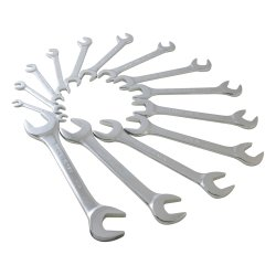 14 Piece Angled Wrench Set