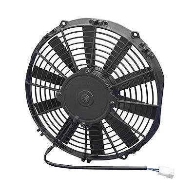 SPAL 11 in 808 CFM Low Profile Electric Cooling Fan P/N 33600