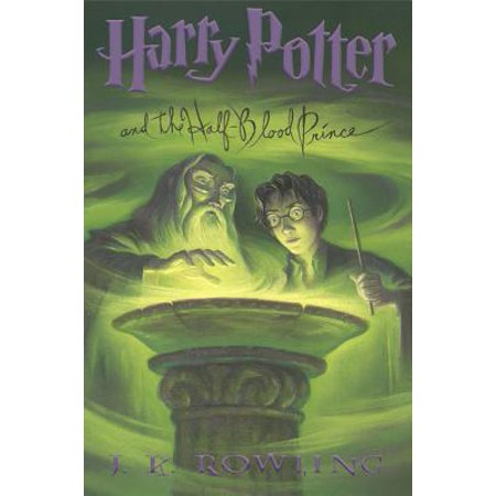 Harry Potter and the Half-Blood Prince - Harry Potter Paper