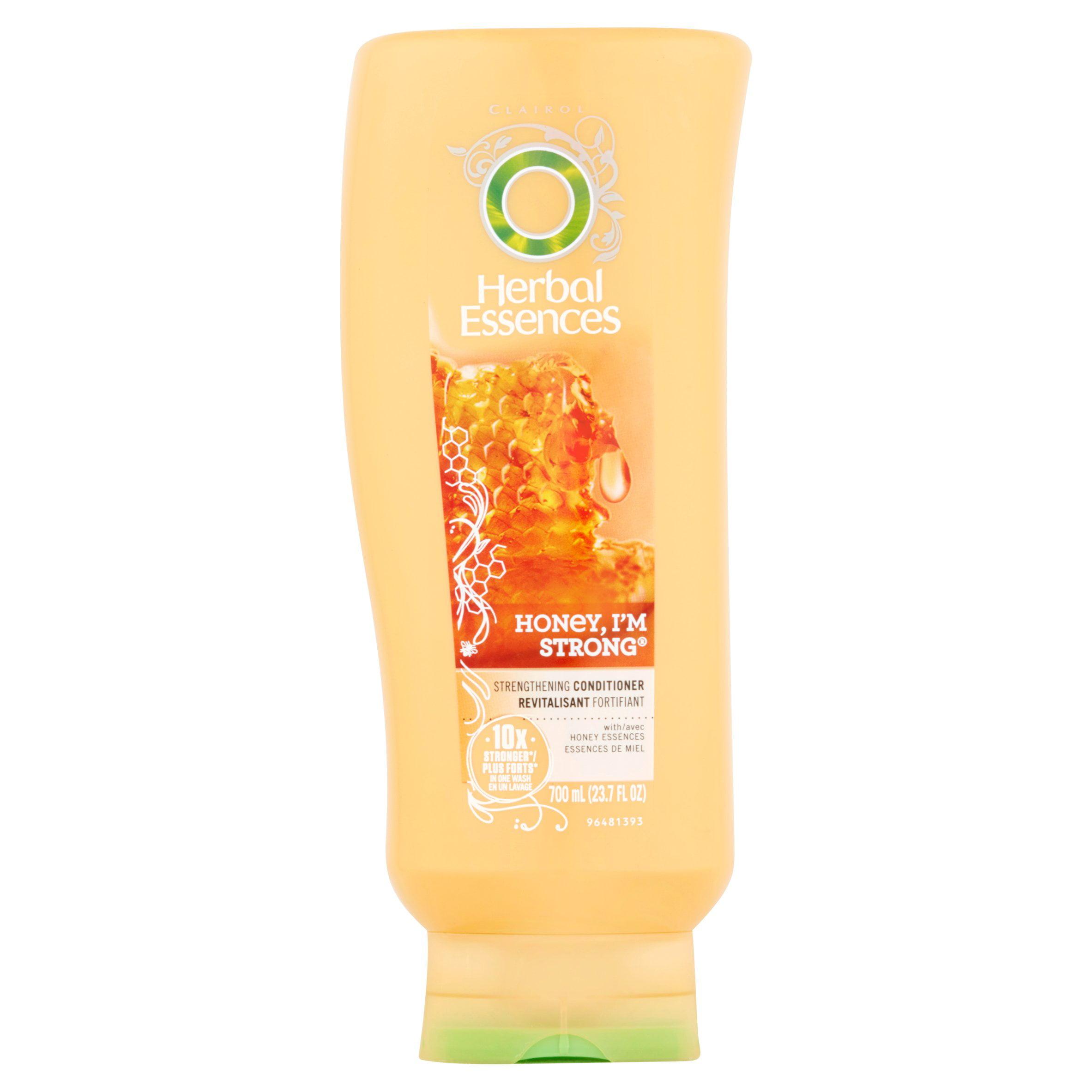 Clairol Herbal Essences Honey, I'm Strong Strengthening Conditioner with Honey Essences, 23.7 oz