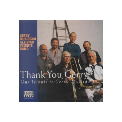 """Full performer name: Gerry Mulligan All-Star Tribute Band.<BR>Gerry Mulligan All-Star Tribute Band: Lee Konitz (alto saxophone); Randy Brecker (trumpet, flugelhorn); Bob Brookmeyer (valve trombone); Ted Rosenthal (piano); Dean Johnson (bass); Ron Vincent (drums).<BR>Recorded at Avatar Studio, New York, New York on August 28 & 29, 1997. Includes liner notes by Dave Brubeck, Bob Brookmeyer, Ted Rosenthal, Lee Konitz, Randy Brecker, Dean Johnson and Ron Vincent.<BR>""""My Funny Valentine"""" was nominated for a 1999 Grammy for Best Jazz Instrumental Solo (Randy Brecker).<BR>When former Gerry Mulligan sideman Ted Rosenthal assembled a sextet to record his new arrangements of 11 tunes written by or associated with the late Mulligan, he made a clever and unusual decision: there would be no baritone saxophonist. This makes for a most effective tribute--no player in jazz has been more associated with the baritone than Mulligan, and anyone who attempted to step into his shoes would invariably come up wanting.<BR>The decision to feature other instruments puts the collection's focus on Mulligan's true genius for songwriting and arrangement. Rosenthal's second brilliant stroke was to draft tenor Lee Konitz, a longtime friend  who seems to understand Mulligan's signature style--melodic yet challenging, pushing the boundaries of the melody yet never destroying it--almost instinctively. Though tenor and baritone are two very different instruments, one consistently finds oneself thinking, """"Yes, that's just how Gerry would have played it."""" There is no higher compliment."""