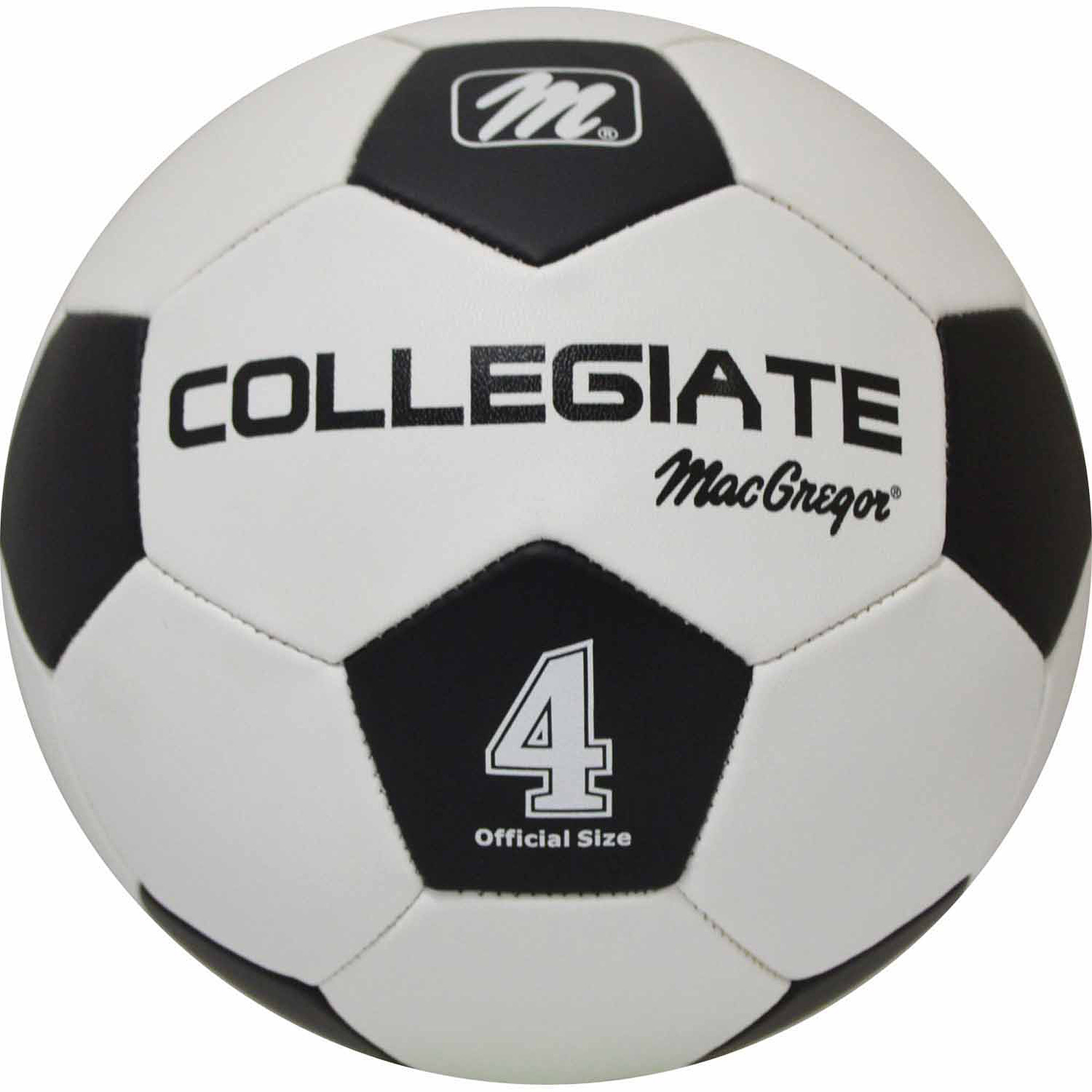 MacGregor Soccer Ball, Size 4