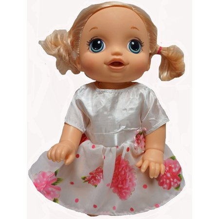 Sweet Fancy Dress Fits Baby Alive Go Go Sweet Tears And Little Baby Dolls - Hamster Fancy Dress