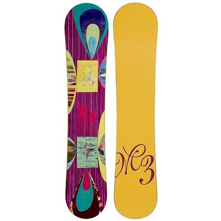 Millenium 3 Escape Womens Snowboard (Snowboard Packages For Women 143)