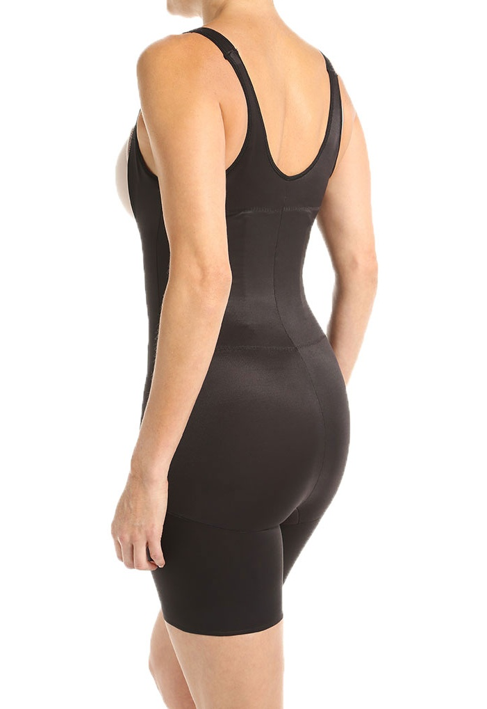 64b17f4568 Miraclesuit - Miraclesuit Shape Away Back Magic Torsette Thigh Slimmer -  2912 - Walmart.com