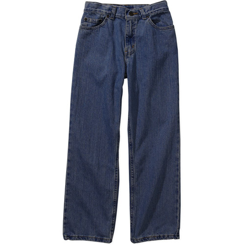 Faded Glory - Boys' Relaxed Fit Jeans
