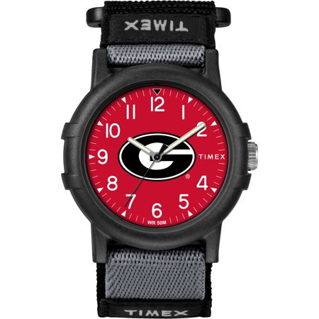 Georgia Bulldogs UGA Youth FastWrap Recruit Watch (Georgia Bulldogs Mens Watch)