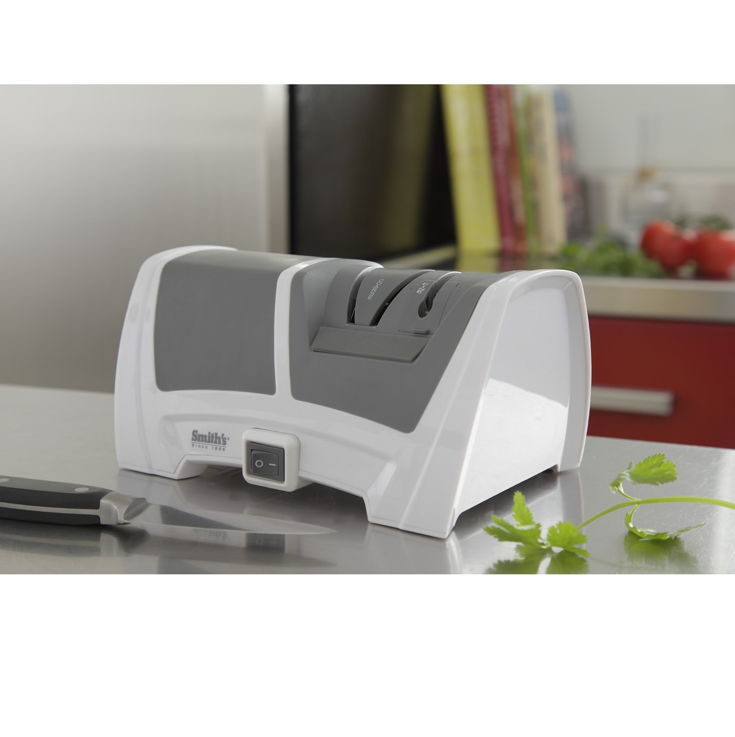 Smith's 2-Stage Electric Knife Sharpener, 1 Each