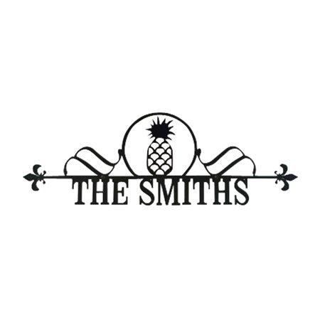 Pineapple - Customized House Plaque