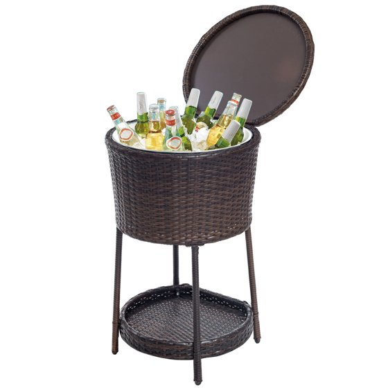 Ice cooler bar table : New Wholesale