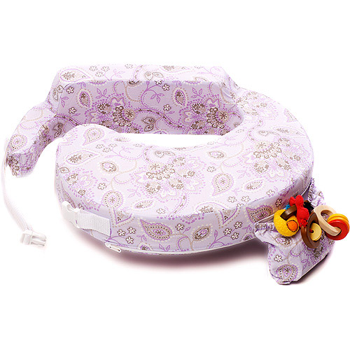 My Brest Friend - Feeding and Nursing Pillow, Petal Paisley