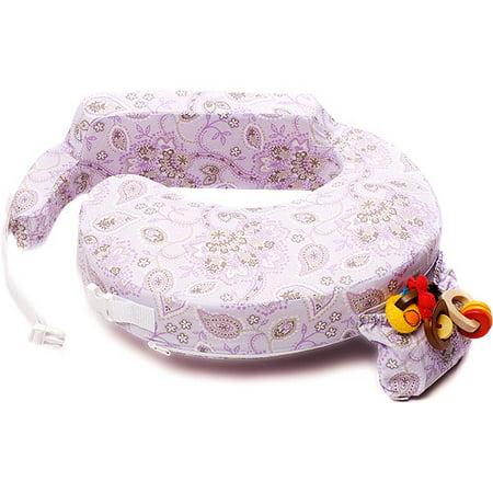 My Brest Friend - Feeding and Nursing Pillow, Petal Paisley