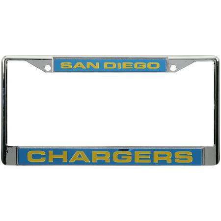 NFL San Diego Chargers Auto Tag Frame - Nfl San Diego