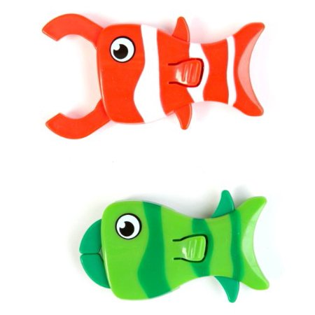 Shrockie Magnetic Fish Clip Bag Clamp (2 piece)
