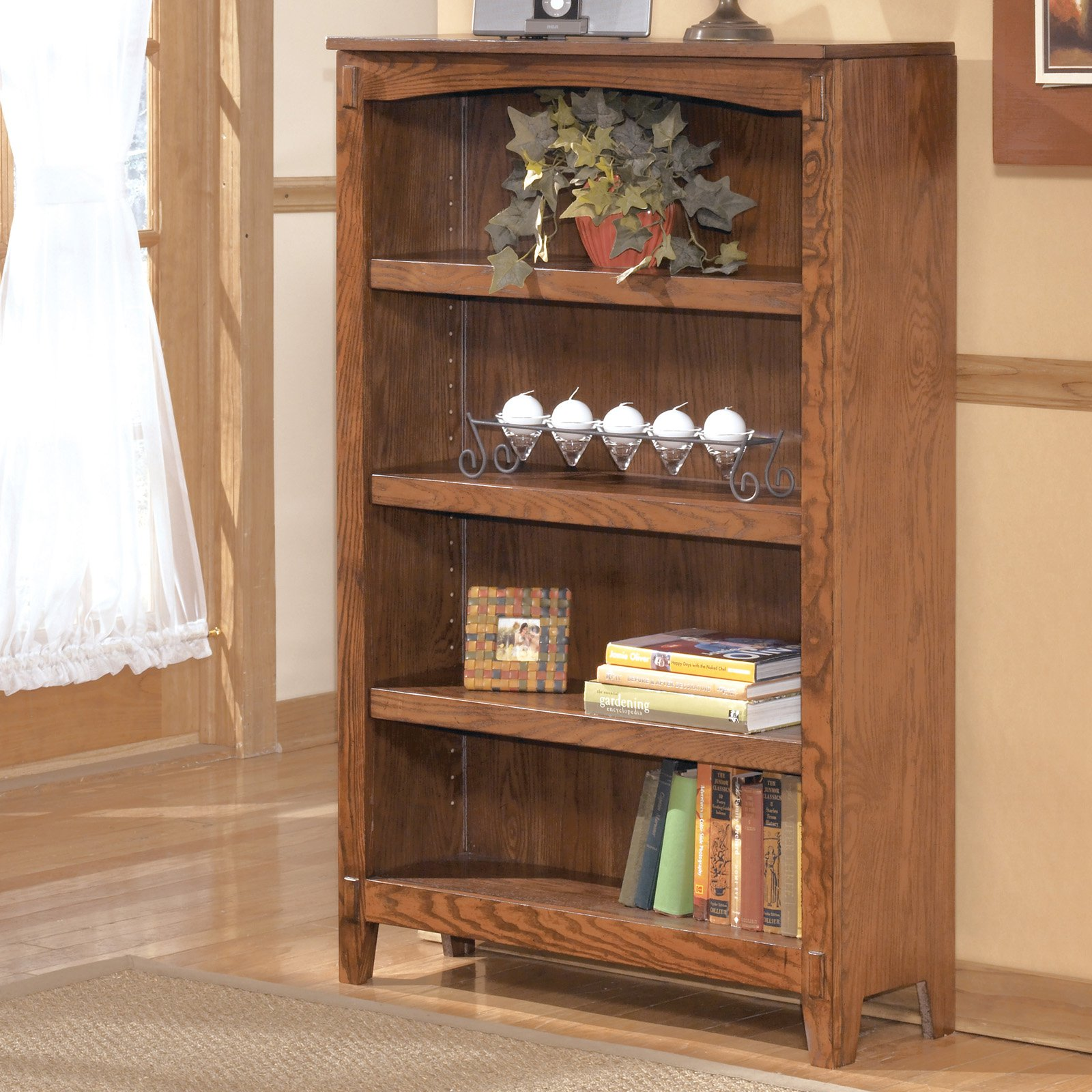 Signature Design by Ashley Cross Island Bookcase